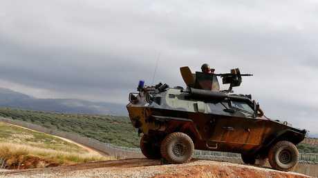 トルコの軍用車