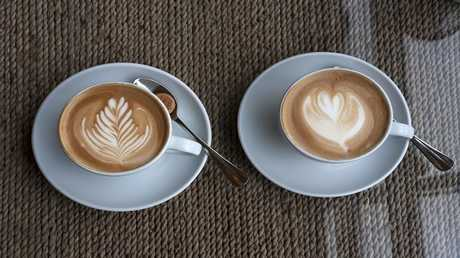 القهوة تزيد من فعالية العمل في الفريق