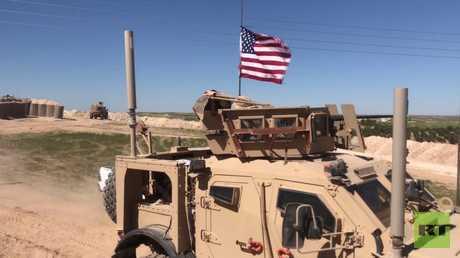 دوريات عسكرية أمريكية تركية تراقب تخوم منبج