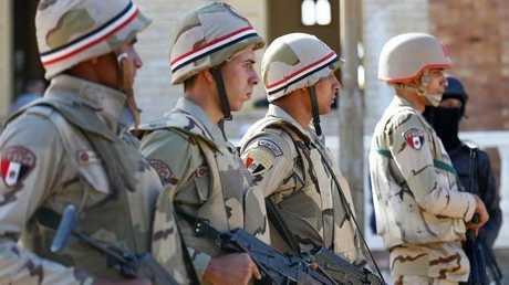 الجيش المصري- صورة أرشيفية