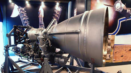 محرك صواريخ