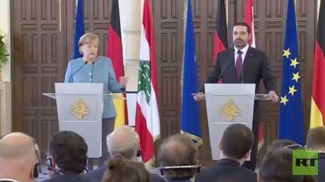 ميركل: نريد المساهمة في حل سياسي سوري