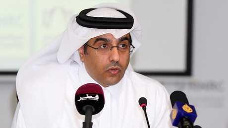 رئيس االلجنة الوطنية القطرية لحقوق الإنسان علي بن صميخ المري (أرشيف)