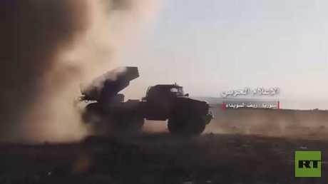 الجيش السوري والحر يصدان هجوما للنصرة