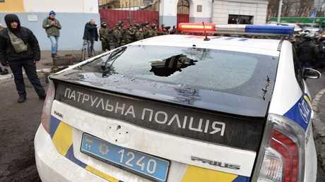 شرطة كييف - ارشيف