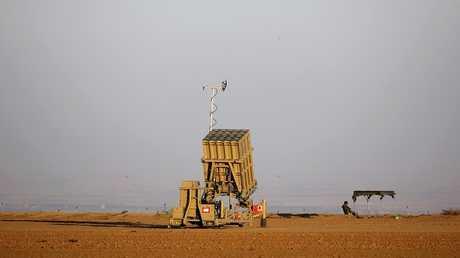 إسرائيل - منظومة دفاع جوي