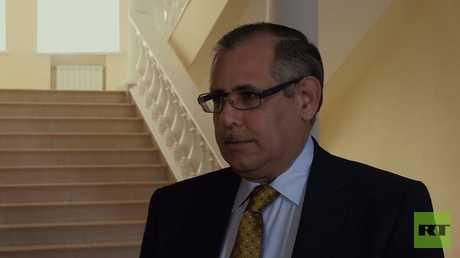 سفير مصر في موسكو