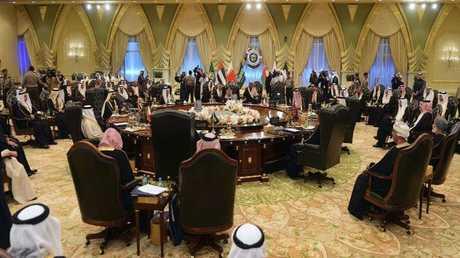 قمة سابقة لقادة بلدان مجلس التعاون لدول الخليج العربية - أرشيف