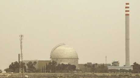 مفاعل ديمونة