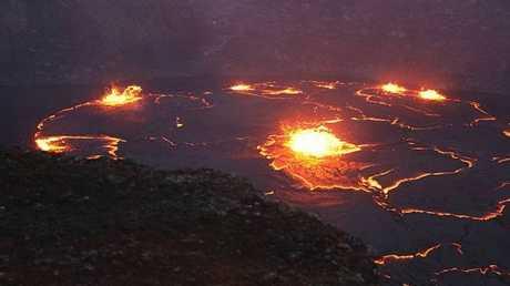 بركان كيلوا في هاواي
