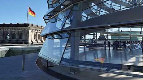 مقر الاستخبارات الألمانية