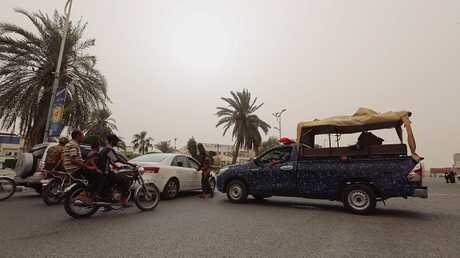 عناصر من القوات التابعة لأنصار الله الحوثي - أرشيف -