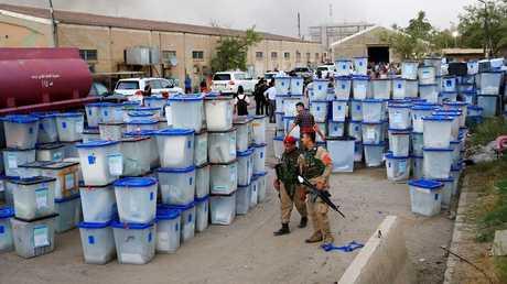 العراق يعلن موعد إعادة فرز الأصوات يدويا