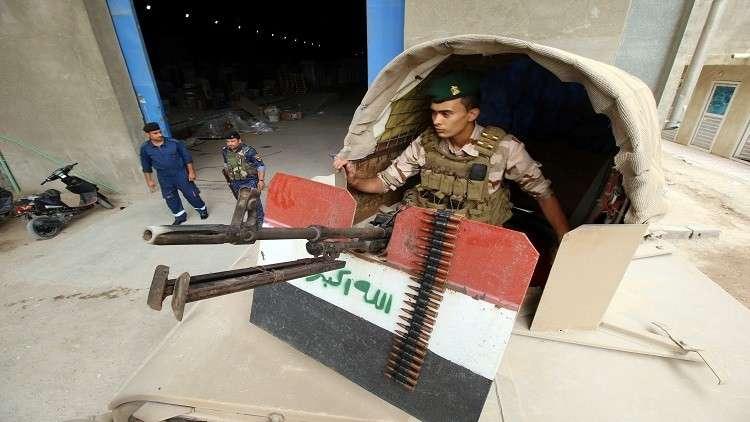 قتيل و20 جريحا بتفجير انتحاري قرب مخزن لصناديق الاقتراع في كركوك العراقية
