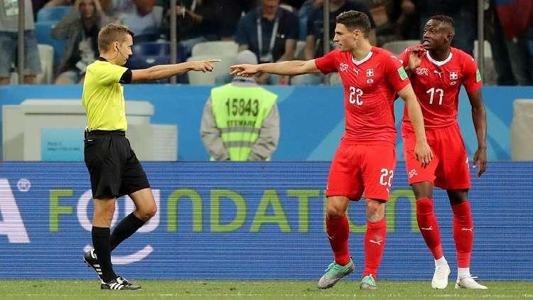 الفيفا يغرم الاتحاد السويسري لكرة القدم