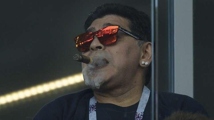 مارادونا: أنا غيفارا كرة القدم