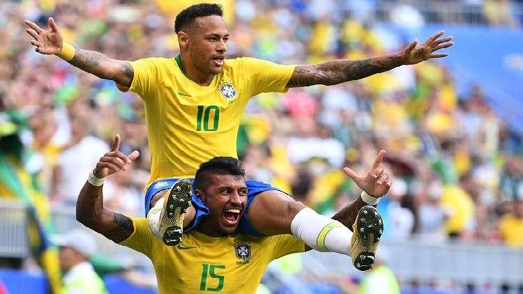 البرازيل تدخل التاريخ برقم قياسي