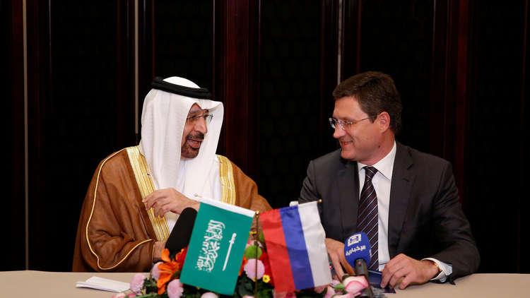 موسكو والرياض تتفقان على مواصلة التنسيق في سوق النفط