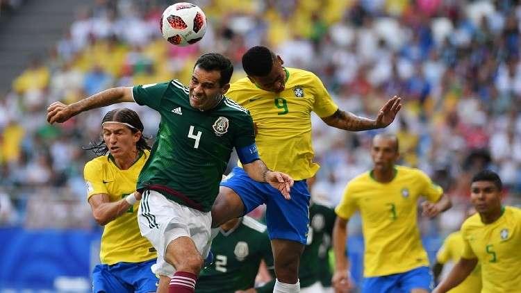 المكسيكي ماركيز يعلن اعتزاله الدولي بعد الخسارة أمام البرازيل