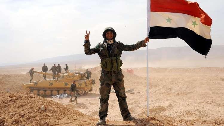 ロシア防衛:30の町村が南部のシリア国家権威に加わりました