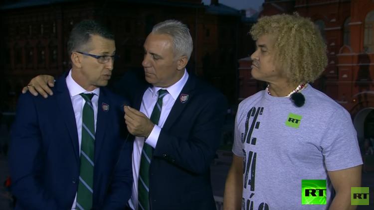 نجم المكسيك السابق يتحدث لـRT بعد خسارة منتخب بلاده أمام البرازيل