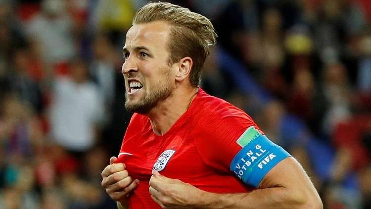 الإنجليزي كين يعزز صدارته لقائمة هدافي مونديال روسيا