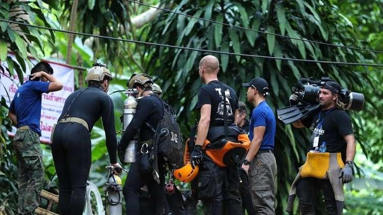 أول تعليق من ملك تايلاند على عملية إنقاذ