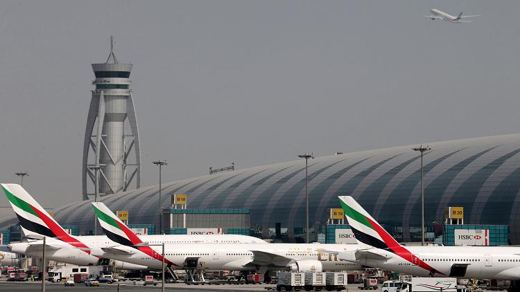 مطارات دبي تحطم رقما قياسيا جديدا في عالم الطيران الدولي
