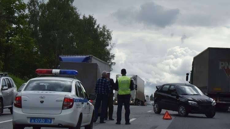 حادث سير مرعب يؤدي بحياة 9 أشخاص في روسيا