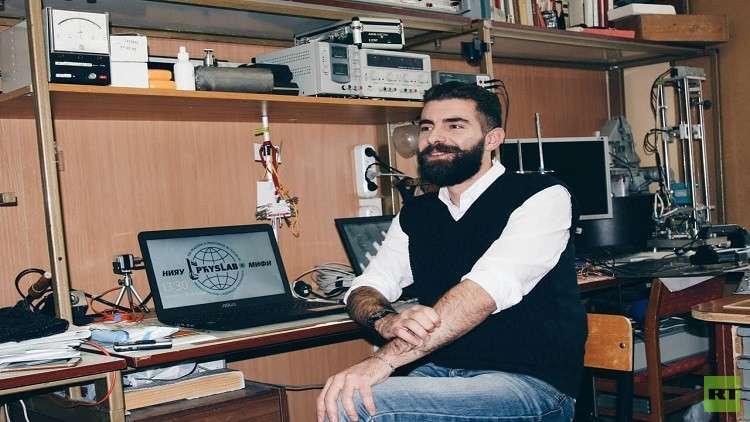بحث نووي لطالب دكتوراه أردني يحصل على المركز الأول في روسيا