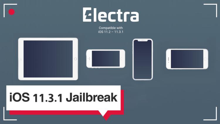 أخيراً.. Jailbreak لنظام iOS 11.3.1