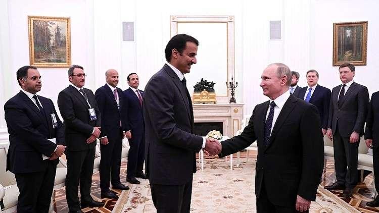 مفاجآت عام التبادل الثقافي بين روسيا وقطر