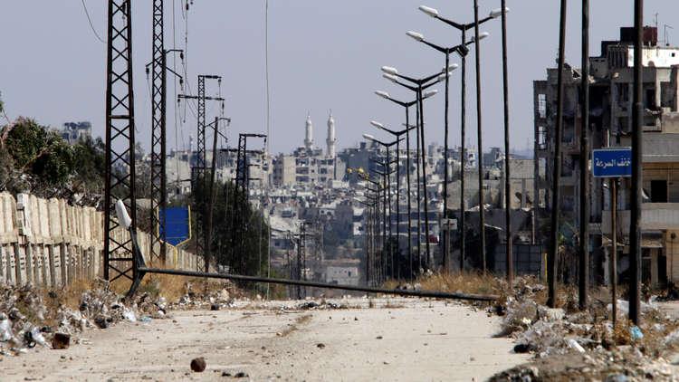 انفجار في أحد أكبر أحياء حمص وسط سوريا!