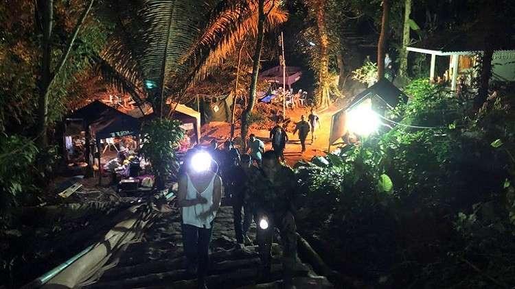 تايلاند: انتهاء عملية إنقاذ جميع 5b443f7795a597167f8b458c.jpg