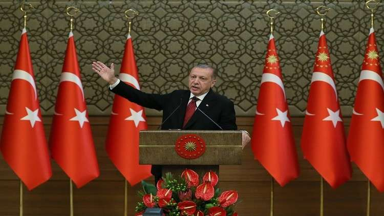 قائمة أعداء أردوغان يمكن أن تصبح بلا نهاية