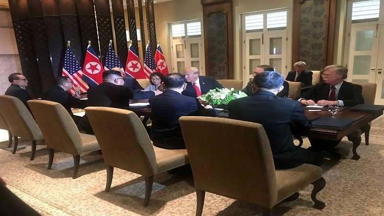 الصين ربما تفرمل التقدم في المفاوضات بين الولايات المتحدة وكوريا الديمقراطية
