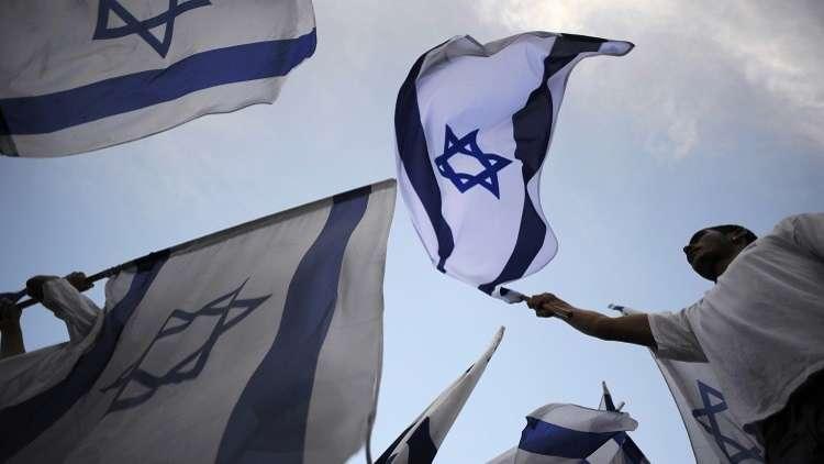 العلم الإسرائيلي في طريقه إلى القمر!