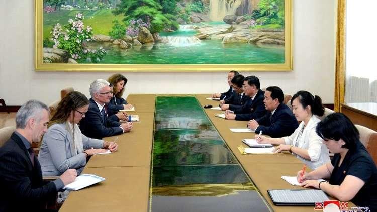 الأمم المتحدة: بيونغ يانغ تقدمت في المجال الإنساني رغم التحديات