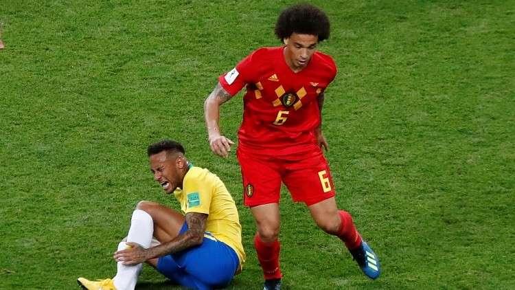 رونالدو يكشف سر ادعاء نيمار الإصابة في مونديال روسيا