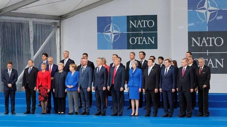 قمة الناتو على وقع خلافات محتدمة