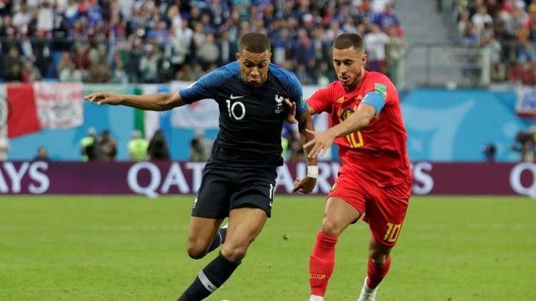 مبابي: أعتذر للاعبي بلجيكا إذا كانوا شعروا بالإهانة