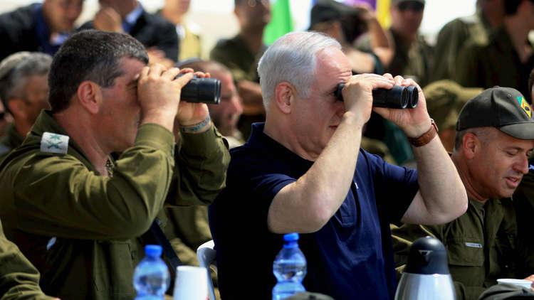 الجيش الإسرائيلي: أسقطنا الطائرة بعد أن تحققنا من أنها ليست روسية