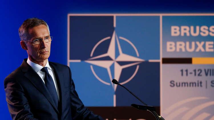 الناتو قلق من صواريخ سوريا وإيران