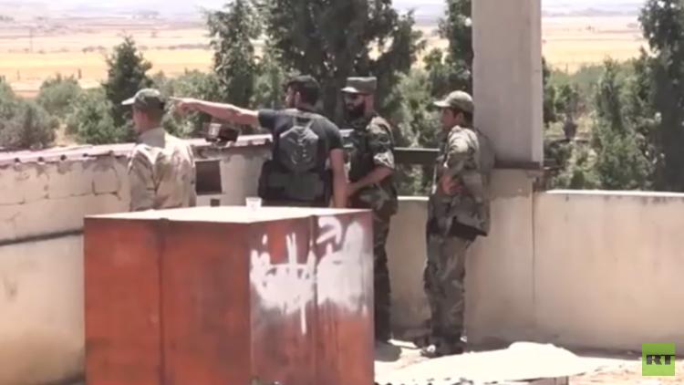 سوريا.. التوصل إلى اتفاق على خروج المسلحين من درعا البلد