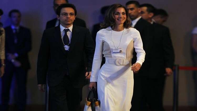 الملكة رانيا: