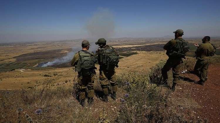 الجيش الإسرائيلي يتبنى هجوم أمس على مواقع سورية بالقنيطرة