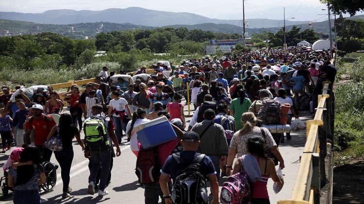 معارك على الحدود بين كولومبيا وفنزويلا للسيطرة على تجارة المخدرات تتسبب في نزوح الآلاف