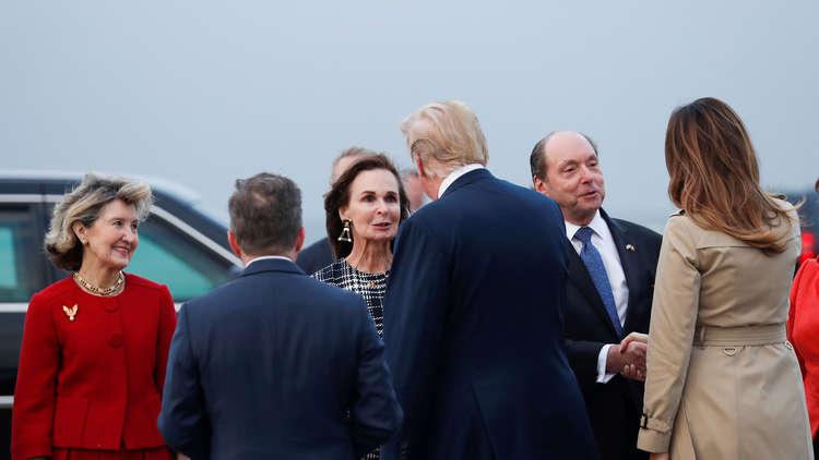 خبير: استقبال ترامب في بروكسل لم يخالف البروتوكول