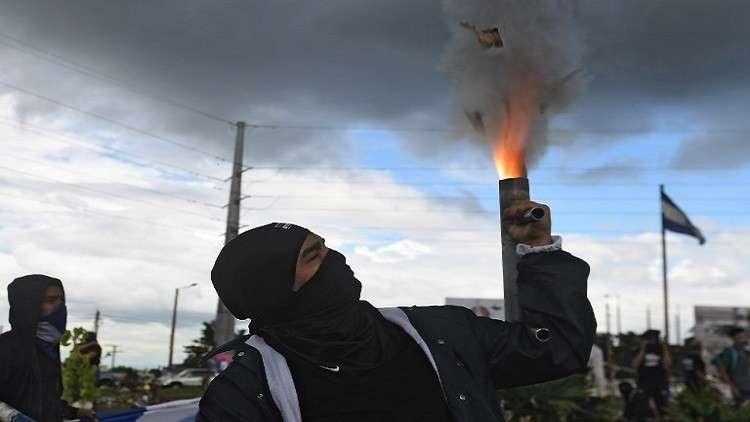 غوتيريش يندد بالعنف في نيكاراغوا وسط سقوط مئات القتلى