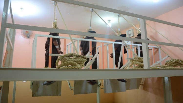 العراق.. نحو 80 حكما بالإعدام تنتظر التنفيذ